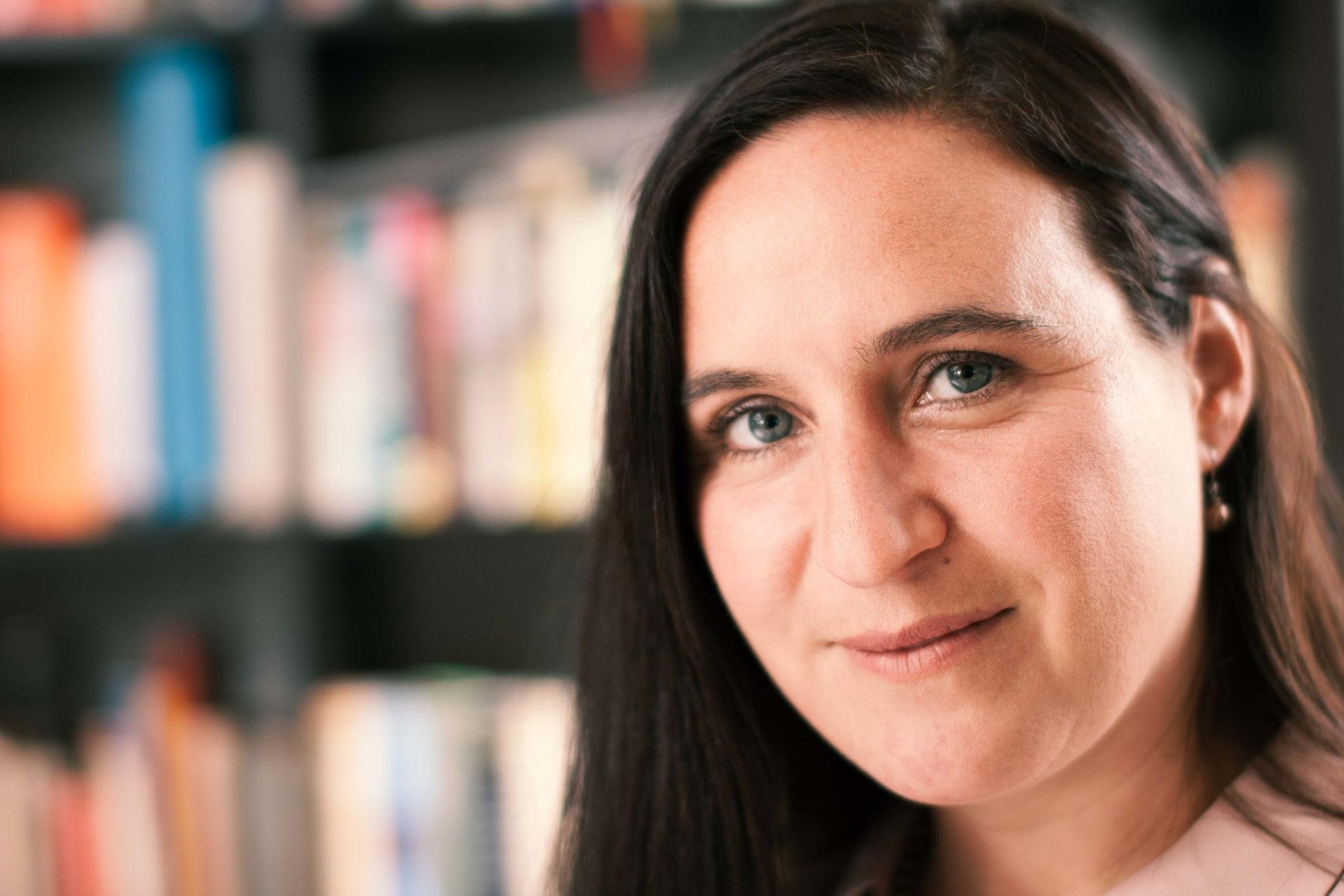 Portrait Denise Frickenschmidt